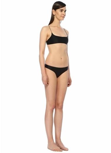 Jade Swim Bikini Alt Siyah